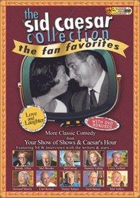 Sid Caesar Fan Favorites - Love & Laughter