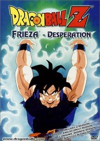 Dragon Ball Z - Frieza - Desperation
