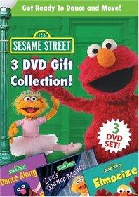 Sesame Street - Dance and Move Box Set