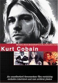 Kurt Cobain - Music Box Biographical Collection