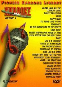 Karaoke / 25 Song Karaoke Library 4