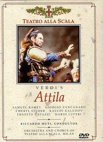 Verdi - Attila / Jérôme Savary · Riccardo Muti · Samuel Ramey · Teatro alla Scala