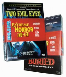 Extreme Horror Two-fer - Dead & Buried / Two Evil Eyes