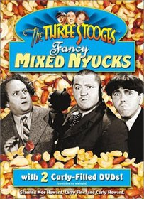 The Three Stooges - Fancy Mixed Nyucks (Curly Classics / All the World's a Stooge)