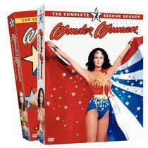 Wonder Woman - The Complete Seasons 1 & 2