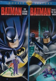 Batman: The Animated Series- The Legend Begins/Tales of the Dark Knight