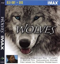 Wolves (Imax) (Two-disc Blu Ray/Dvd Combo)