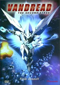 Vandread The Second Stage - Final Assault (Vol. 4)