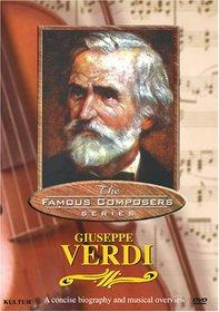Famous Composers - Giuseppe Verdi