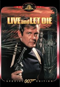 Live and Let Die (Widescreen Special 007 Edition)