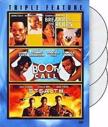 Jamie Foxx Triple Feature: Breakin' All The Rules / Booty Call / Stealth