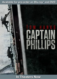 Captain Phillips (+UltraViolet Digital Copy)