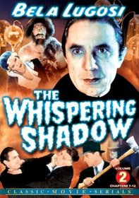 The Whispering Shadow, Vol. 2
