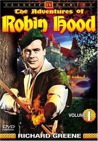 Adventures of Robin Hood:Vol 1