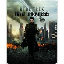 Star Trek Into Darkness Exclusive Steelbook