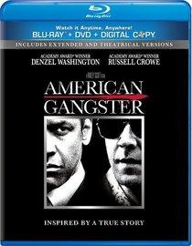 American Gangster [Blu-ray/DVD Combo]