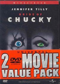 Bride of Chucky & Child's Play 2 (2pc) (Ws)