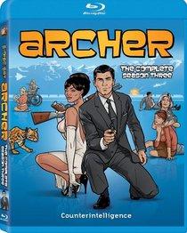 Archer: Season Three [Blu-ray]