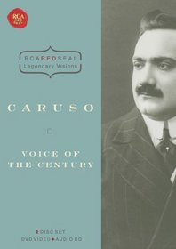 Enrico Caruso - Voice of the Century / My Cousin (1918) (With Audio CD)