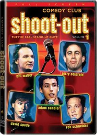 Comedy Club Shoot-out, Vol. 1