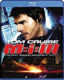Mission Impossible Three [Blu-ray]