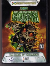 Choose Your Own Nihgtmare: Curse of Mummy / Movie