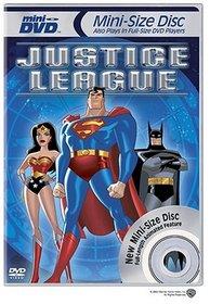 Justice League - Secret Origins (Mini-DVD)