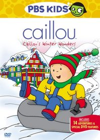 Caillou: Caillou's Winter Wonders