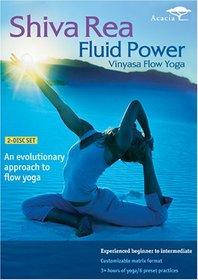 Shiva Rea - Fluid Power - Vinyasa Flow Yoga