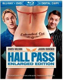 Hall Pass (Blu-ray/DVD Combo + Digital Copy)