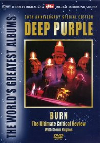 Deep Purple - Burn - The Ultimate Critical Review