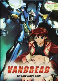 Vandread - Enemy Engaged (Vol. 1)