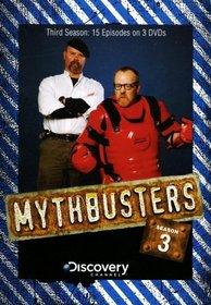 Mythbusters: Season 3 (3 DVD Set)