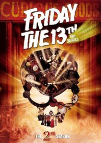 Friday the 13th the Series: The Second Season