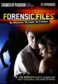 Forensic Files: Crimes Of Passion (2 Disc Set)