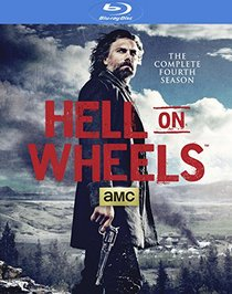 Hell on Wheels: Season 4 [Blu-ray]