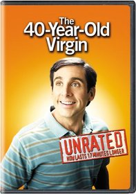 The 40-Year-Old Virgin (Unrated Full Screen Edition)