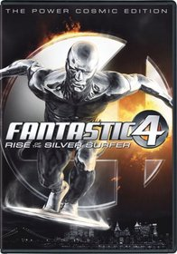 Fantastic Four - Rise of the Silver Surfer (The Power Cosmic Edition, 2-Disc Set)