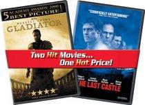 Gladiator (2000) & Last Castle (2pc) (Ws Btb)