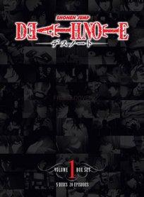 Death Note Box Set 1