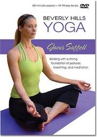 Janis Saffell Beverly HIlls Yoga