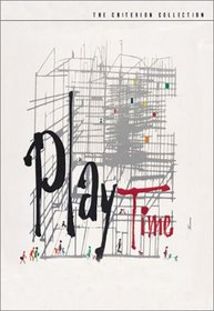 Playtime - Criterion Collection