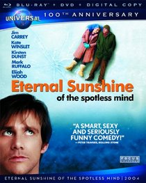 Eternal Sunshine of the Spotless Mind [Blu-ray + DVD + Digital Copy] (Universal's 100th Anniversary)