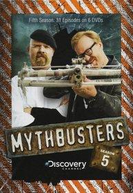 Mythbusters: The Complete Fifth Season (Season 5)