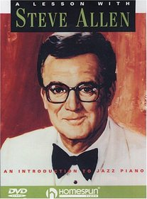 A Lesson With Steve Allen: An Introduction to Jazz Piano