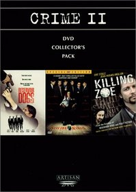 Crime II Collector's Pack (Reservoir Dogs/Suicide Kings/Killing Zoe)