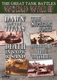 The Great Tank Battles - World War II