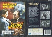 Sherlock Holmes And The Secret Weapon [Slim Case]