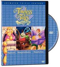 Timeless Tales From Hallmark - Rapuznel/Rumpelstiltzkin/Thumbelina