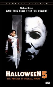 Halloween 5- The Revenge of Michael Myers